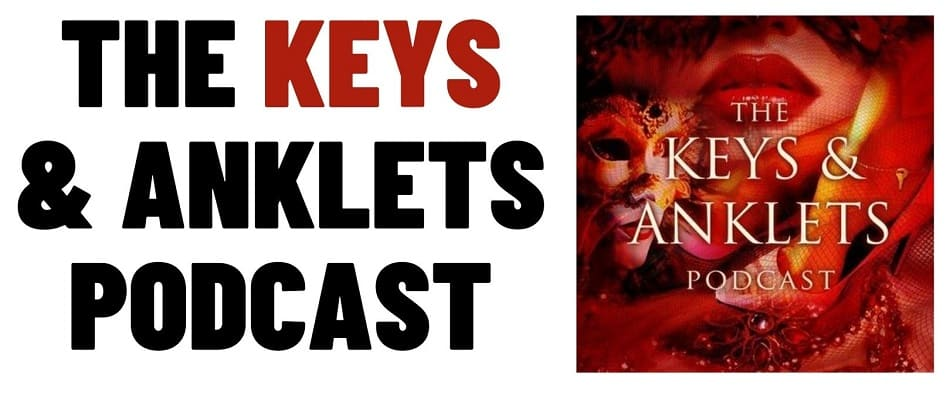 the keys and anklets podcast logo