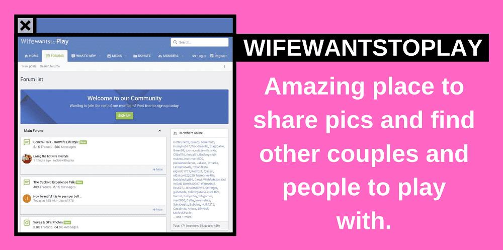 wifewantstoplay forum