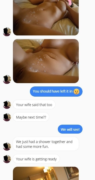 text messages story