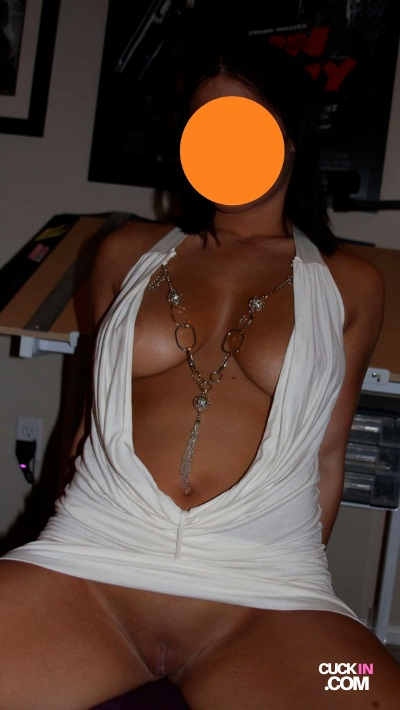 woman wearing sexy revealing outfit