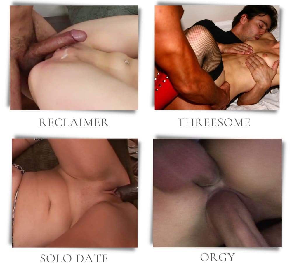 different types of sloppy seconds